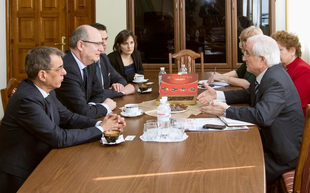 L'Université de Tiraspol ouverte à de nouveaux échanges
