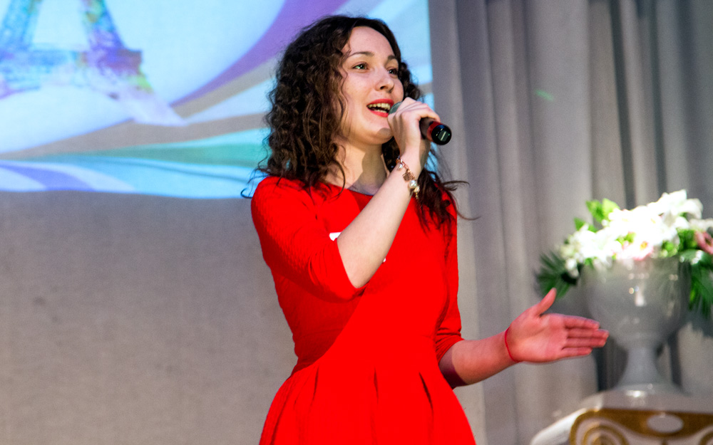 « Quand on chante en français »… à Tiraspol !